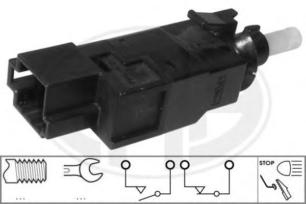 330739 Выключатель стоп-сигнала MB W169/245/163/SPRINTER