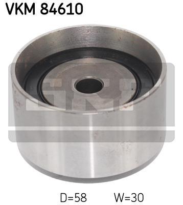 VKM84610 Ролик ремня грм обводной Mazda Bt-50 06-12