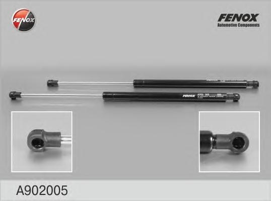 A902005 Упор газовый Daewoo Matiz 0.8, 1.0