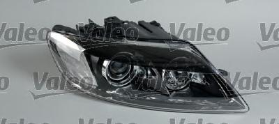043256 Фара пер лев  Audi Q7 06-09 D1S