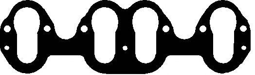 758825 Прокладка впуск.коллектора AUDI/VW 1.8 82-91