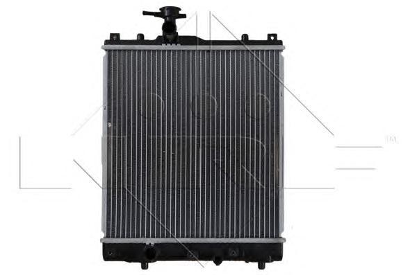 53824 Радиатор OP Agila, SUZ Wagon