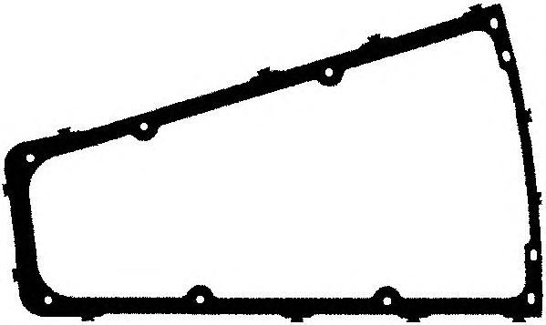 11037800 Прокладка клапанной крышки FORD SIERRA/SCORPIO/TRANSIT 1.6-2.0 OHC