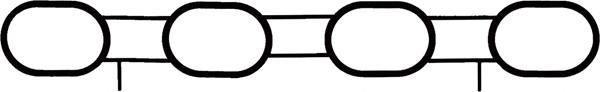 714087100 Прокладка коллектора RENAULT: CLIO, LAGUNA, MEGANE 2.0i M4R 06-