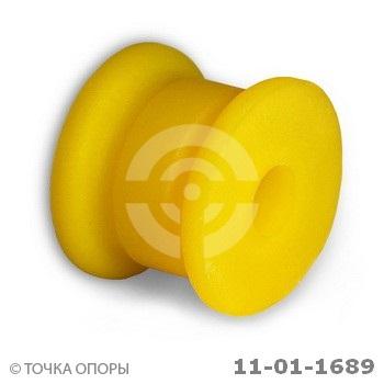 11011689 Полиуретановая втулка стабилизатора  задней подвески MERCEDE