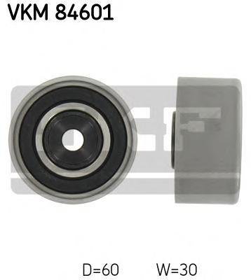 VKM84601 Деталь VKM84601_pолик обводной pемня ГPМ