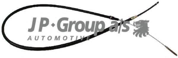 1170301200 Трос ручного тормоза / VW Golf II, Jetta II ~92, Seat Toledo ~99