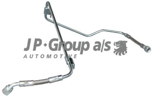 1117600400 Трубка маслопровода / A4, A6, VW Passat 1.8T 95~01