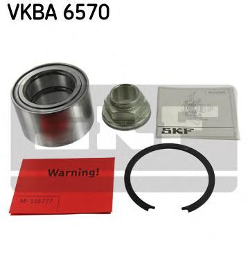 VKBA6570 Подшипник ступ.CITROEN JUMPER/FIAT DUCATO/PEUGEOT BOXER 06- пер.