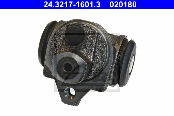 24321716013 Цилиндр тормозной рабочий FORD: FIESTA III (GFJ) 1.0/1.1/1.3/1.3 KAT/1.4/1.4 KAT/1.8 D 89-97