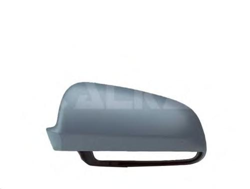 6342503 Кожух зеркала правый / AUDI A3, A4, A6 01~08