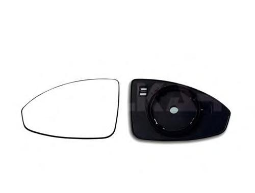 6402454 Стекло зеркала CHEVROLET CRUZE 09- прав.