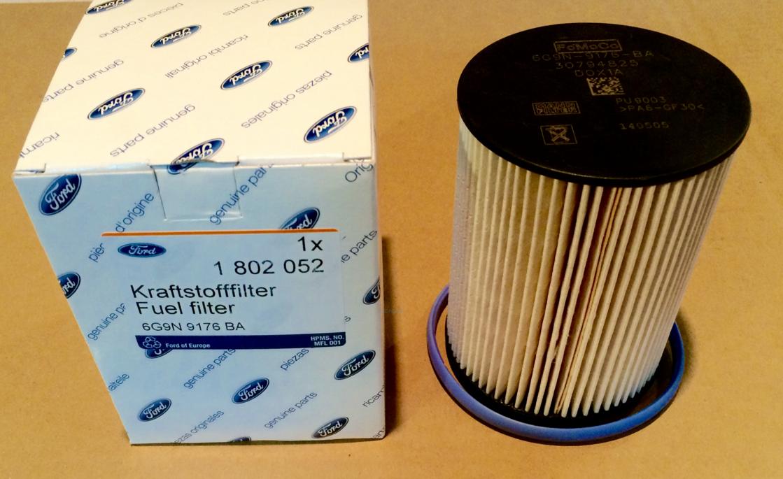 1802052 Фильтр топливный дизель Мондео NEW