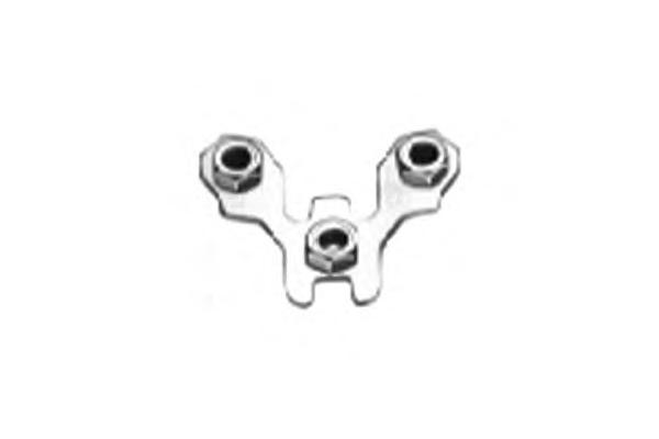 1249079 Кронштейн крепления шаровой опоры переднего рычага подвески VW