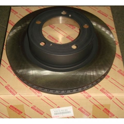4351260180 Диск тормозной передний LC200  LX570