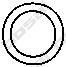 256518 Кольцо уплотнительное OPEL ASTRA / OMEGA 1.7-3.0 94-01