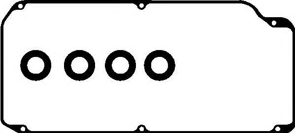 56013500 Комплект прокладок клапанной крышки MITSUBISHI: CARISMA 1.8/1.8 16V 95-06, CARISMA седан 1.8 96-06, COLT IV 1.6/1.6 4WD