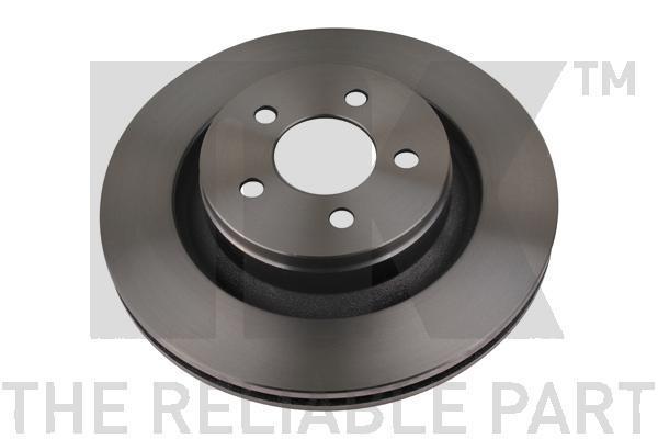 209331 Диск тормозной JEEP CHEROKEE 10- передний вент.D=332мм.