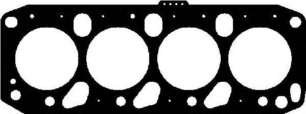 10083020 Прокладка ГБЦ FORD: COURIER пикап 1.8 D 98-, ESCORT '91 Express 1.8 D 90-94, ESCORT '95 фургон 1.8 D/1.8 TD/1.8 Turbo D