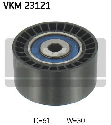 VKM23121 Ролик промежуточный ремня ГРМ CITROEN: BERLINGO 1.6 HDi 110/1.6 HDi 115/1.6 HDi 75 08-, BERLINGO 1.6 HDI 75 96-, BERLIN