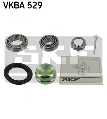VKBA529 Подшипник ступ.AUDI 100/80/VW PASSAT/GOLF/POLO/SKODA FELICIA 68-01 зад.