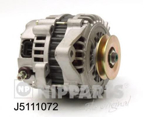 J5111072 Генератор NISSAN TERRANO II (R20) 2.4 4WD 96-