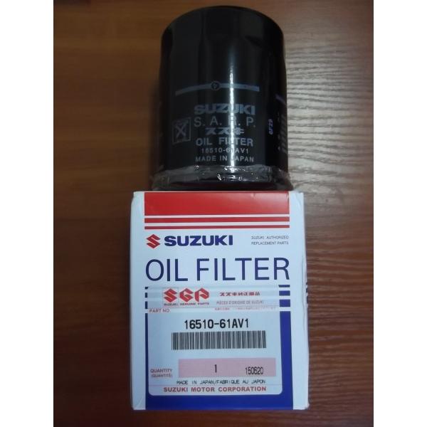 1651061AV1 Фильтр масляный SUZUKI 1.0-2.5