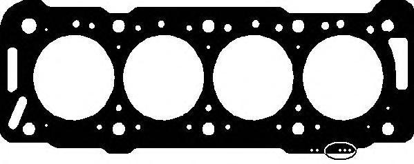130662 Прокладка ГБЦ Peugeot 306 1.9D DW8  1.34mm 98