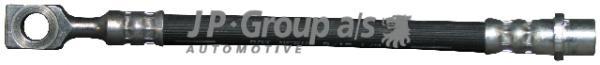 1261700500 Шланг тормозной задний / OPEL Astra-G, Zafira (дисковый тормоз)  98~