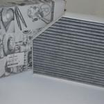 8K0819439B Фильтр вентиляции салона, угольный / AUDI A-4,5,Q5 08~