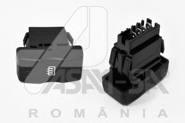 30992 Кнопка обогрева заднего стекла RENAULT LOGAN -10