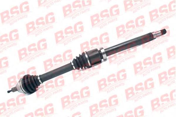 BSG30350009 Приводная полуось в сборе - правая / C-Max,Focus-II (механ.КПП) 03~
