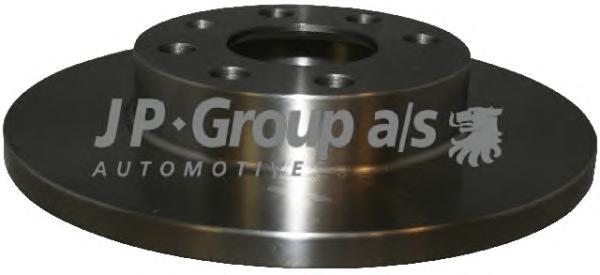 1263101000 Диск тормозной передний / OPEL Astra-F,Vectra-A,Corsa-A/B,Kadett-E (12.7x236mm)