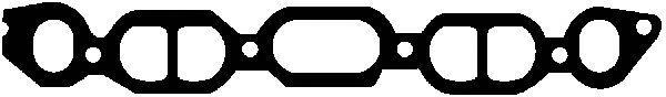 X0656001 Прокладка кол впуск/выпуск Mercedes 2,0D-2,4D M615/616 68-96