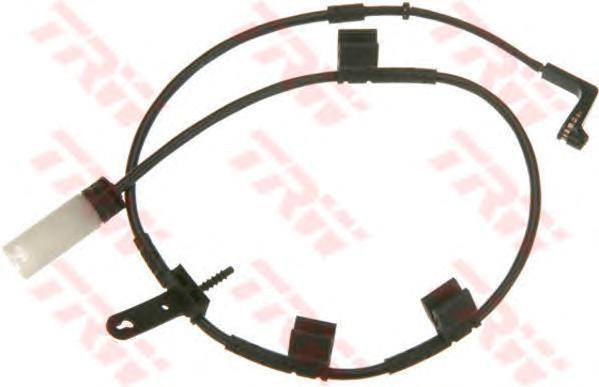 GIC247 Датчик износа тормозных колодок MINI: MINI  06 - , MINI CLUBMAN  07 - , MINI кабрио  07 -