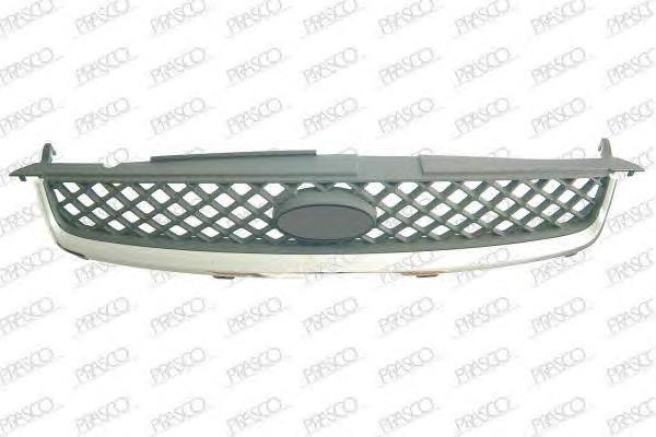 FD3422011 Решетка радиатора хромированная / FORD Fiesta 05~