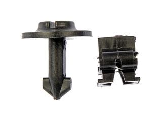 4A0805163 Зажим клипсы крепления подкрылка / AUDI A80, A100, A3, A4, A6, A8, Coupe, TT  91 - 07 / VW Passat  97 - 05