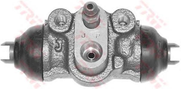 BWD296 Цилиндр торм.раб.MAZDA 323 1.3-2.0 94-04 с АБС