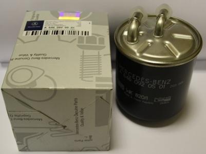 A6460920501 Фильтр топливный CHRYSLER: 300 C 04-, 300 C Touring 04-  MERCEDES: A-CLASS 04-, B-CLASS 05-, C CLASS 07-, C CLASS T-