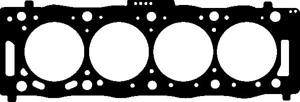 135072 Прокладка ГБЦ CITROEN/FIAT/PEUGEOT/FORD/VOLVO 2,0/2,2D 1.4мм 00-