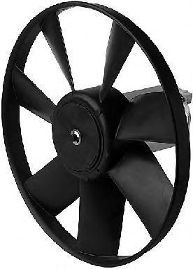 5wk05230v Вентилятор, охлаждение двигателя