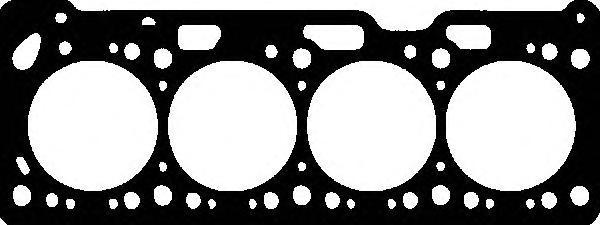 612910010 Прокладка ГБЦ VW Golf 1.6 ABU 92