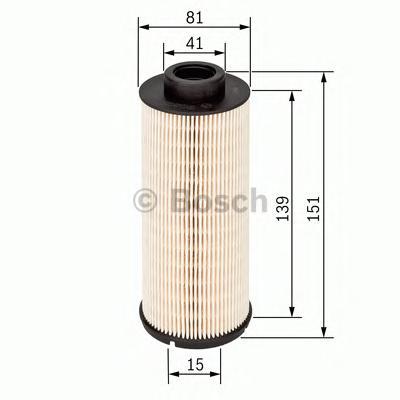 F026402099 Фильтр топливный IVECO DAILY 2.3D-3.0D 06-