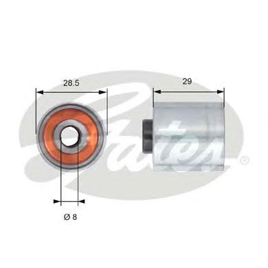 T42148 Ролик ремня ГРМ AUDI A4/VW PASSAT/SKODA OCTAVIA 2.0 03-