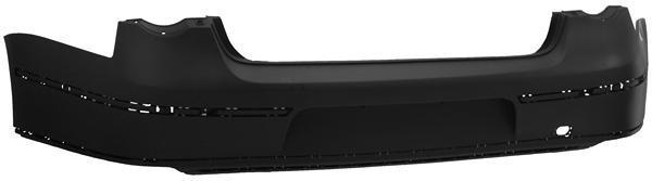 95550541 Бампер задн грунт VW: PASSAT B6 05-11