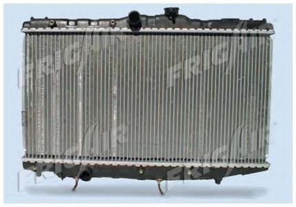 01153015 Радиатор, охлаждение двигателя