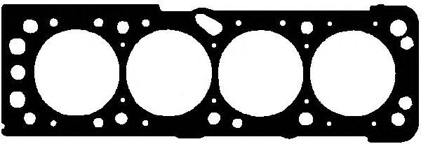 550570 Прокладка ГБЦ DAEWOO/CHEVROLET LACETTI/LANOS 1.4-1.6 03-