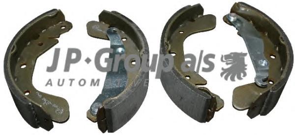 1263900710 Колодки тормозные барабанные / DAEWO,OPEL Astra-F/G,Vectra-A,Corsa-C (200x46) 91~