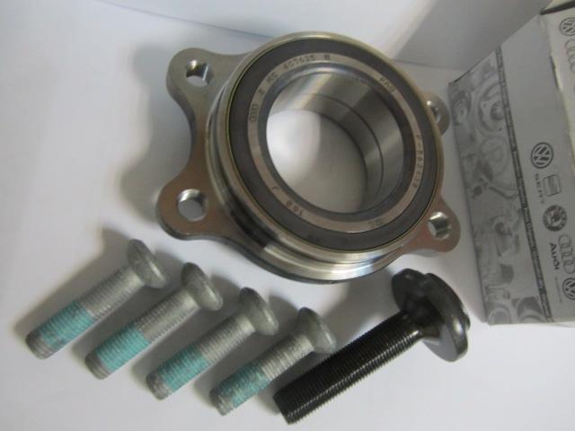 4H0498625A Подшипник передней ступицы / AUDI A4, A5, A7, A8, Q5 08~