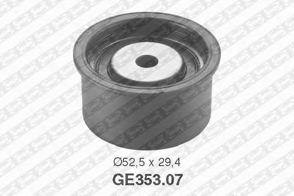 GE35307 Ролик ремня ГРМ OPEL VECTRA A/B ASTRA F/CHEVROLET LACETTI/REZZO 1.8/2.0
